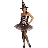 Witchy La Bouf Pink Costume