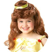 Princess Belle Wig