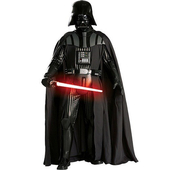 Supreme Edition Official Star Wars Darth Vader Men's Costume