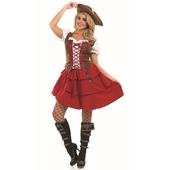 Deck Hand Girl Costume