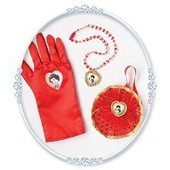 Children's Snow White Princess Accessory Kit