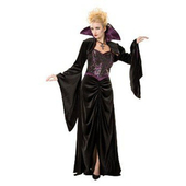 Vampire Vixen Ladies Fancy Dress