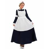 Victorian Nurse Ladies Costume