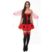 2 Piece Lady Bug Costume