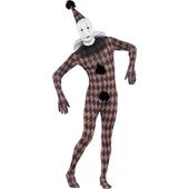 Harleskin Second Skin Costume