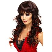 Vixen Wig - Brown/Red