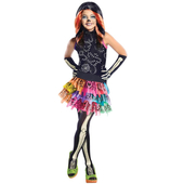 Monster High Skelita Calaveras Costume - Kids