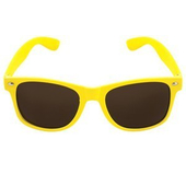 Neon Yellow Glasses