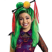 Monster High Jinafire Long Wig - Kids