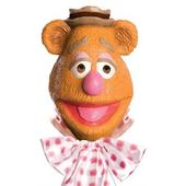 Fozzie Bear Latex Mask