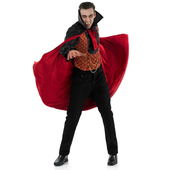 Vampire Count Fancy Dress