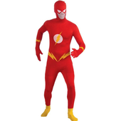 The Flash Second Skin