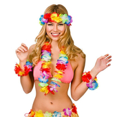 Hawaiian Leis Set