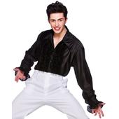 Ruffle Disco Shirt