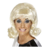 Sixties Ladies Wig - Blonde