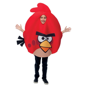 Red Angry Birds Child Costume