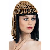 Black Egyptian Queen Wig