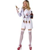 Dr Shots Female Costume