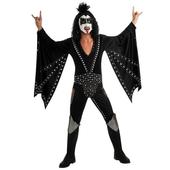 Kiss - Deluxe The Demon Costume