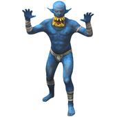 Blue Orc Costume
