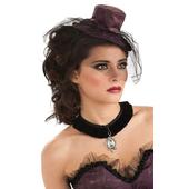 saloon girl hat