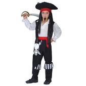 kids captain blackheart costume