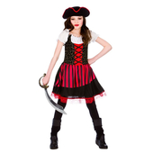 Pretty Pirate costume - Kids