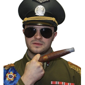 plastic Cigar