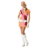 Sassy Stewardess Costume
