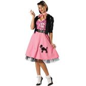 50s bad girl costume
