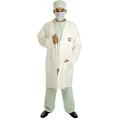 Dr TS Tickle Costume