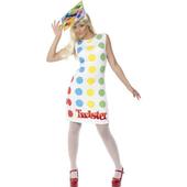 Twister Costume - Ladies