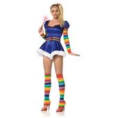 Teen star burst girl costume