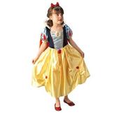 Childs snow white platinum costume