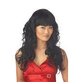 Impulse wig black