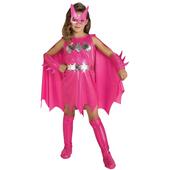 pink batgirl costume