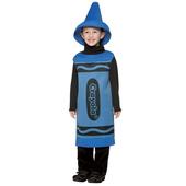 Blue Crayola costume