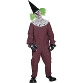 Twisted Clown costume