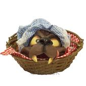 Wolf Head Basket