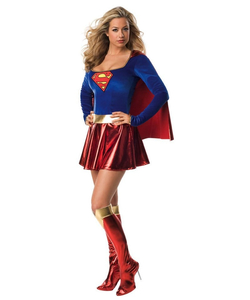 super girl costume hero