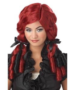 doll curls wig