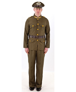 Irish Volunteer Costume