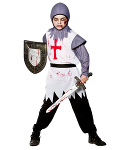 Kids Warrior costume