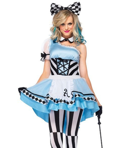Tea Time Alice costume