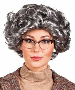 Grey Elizabeth Wig