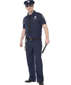 NYC Cop Costume - Plus Size