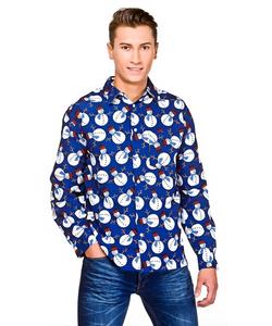 Christmas Shirt - Snowman