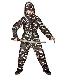 delta ninja kids costume
