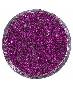 Snazaroo Glitter Dust - Fuchsia pink