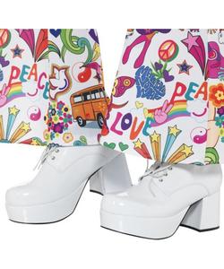 70's Mens Platform Shoes